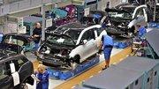Marché auto français : -2,3% en novembre