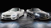 Mercedes : SL 63 AMG World Championship Edition