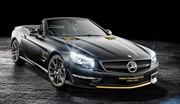 Mercedes présente les SL63 AMG World Championship 2014 Collector's Edition