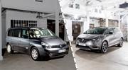 Renault Espace V vs Espace IV : le changement, c'est maintenant !