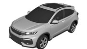 Honda SUV : Un HR-V en plus gros