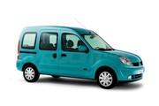 Renault Kangoo 2007 : légères évolutions pour le salon de Bruxelles