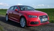 Essai Audi A3 Sportback e-tron : UBranchée écolo !