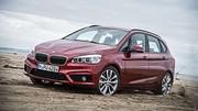 BMW : le Serie 2 Active Tourer passe au 4x4