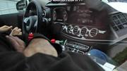 Spy-shots : l'intérieur de la nouvelle Mercedes Classe E !