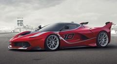 Ferrari FXX K, uniquement pour circuit