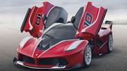 Ferrari FXX K : ni pour la route, ni pour la course