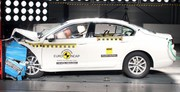 Euro NCAP : Passat, Mini, Fortwo et Macan au crash-test