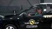 Euro NCAP : Logan MCV à 3 étoiles