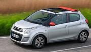 Essai Citroën C1 : Pétillante !