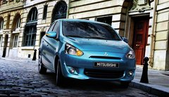 Mitsubishi Space Star 2015 : maintenant disponible en boîte auto