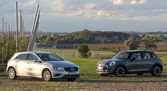 Essai Mercedes A160 CDI vs Mini Cooper D 5 portes : La preuve par… 5!