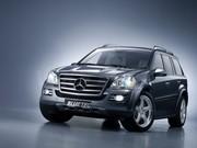 Mercedes Vision GL 420 Bluetec : l'invasion du mazout au Etats-Unis