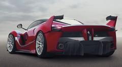 Ferrari FXX K : délire d'ingénieurs