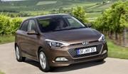 Essai Hyundai i20 : Seconde session
