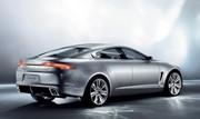 Le concept-car Jaguar C-XF montre le chemin