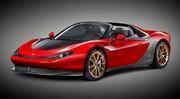 Ferrari Sergio : un rêve très exclusif