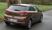 Essai Hyundai i20 1.2 84 Créative : Affligeante asthénie