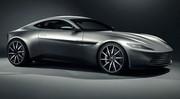 Aston : la DB10 sur une base V8 Vantage
