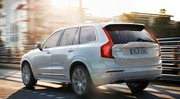 Le Volvo XC90 T8 affiche 400 ch pour 59 g/km de CO2