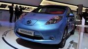 Nissan Leaf : 400 km d'autonomie ?
