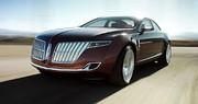 Lincoln MKR Concept : résolument tournée vers l'avenir