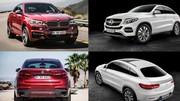 Mercedes GLE Coupé : Il va y avoir du sport