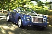 Rolls-Royce Phantom Drophead Coupé : Paquebot de luxe