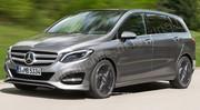 Mercedes Classe B LWB : Pour prolonger le succès