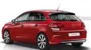 Citroën C4 restylée : la voilà déjà