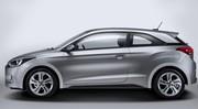 Hyundai i20 Coupé : Différence marquée