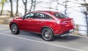 Mercedes dégaine le GLE Coupé pour contrer le BMW X6