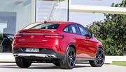 Mercedes GLE Coupé : le X6 n'est plus seul !