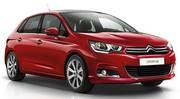 Citroën C4 : les évolutions pour 2015
