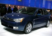 Ford Focus version US : Double focale