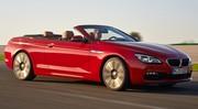 BMW Série 6 restylée : Rafraichissement de mi-carrière