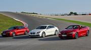 Facelift des BMW Série 6 et M6