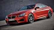 Detroit 2015 : BMW Série 6 restylée