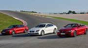 Restylage de mi-carrière pour la BMW Série 6 (F13)