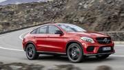 Mercedes GLE Coupé : à la croisée des chemins