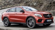 Mercedes GLE : clone de X6