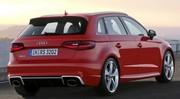 Audi RS3 Sportback : le retour !