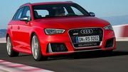 La nouvelle Audi RS3 Sportback– 367 chevaux !
