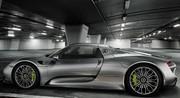 Porsche 918 Spyder : Toutes vendues !