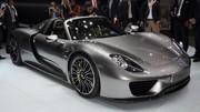 Porsche 918 Spyder : toutes vendues