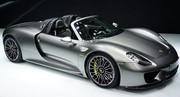 Porsche 918 Spyder : 918/918