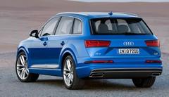 Le prochain Audi Q7 fuit sur la toile