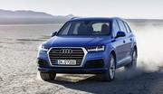 Nouvel Audi Q7 : premières photos