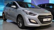 Hyundai i30 restylée : une version turbo et une boîte à double embrayage