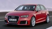 Audi dévoile la RS3 Sportback